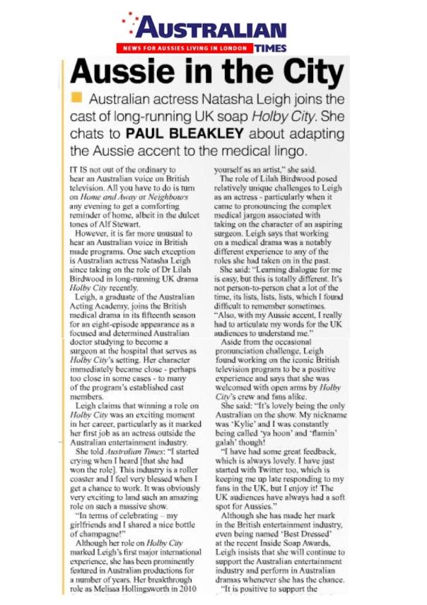 NL Australian Times Dec 12 1