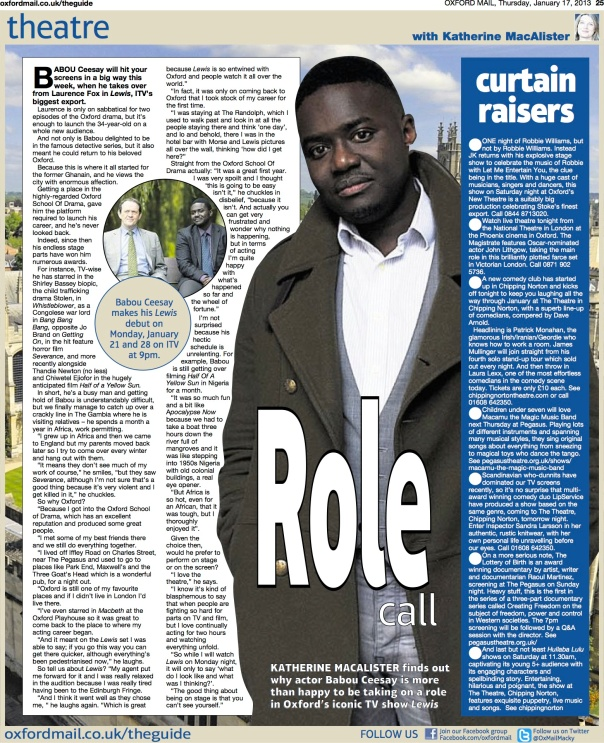 BC Oxford Mail (2) Jan 13