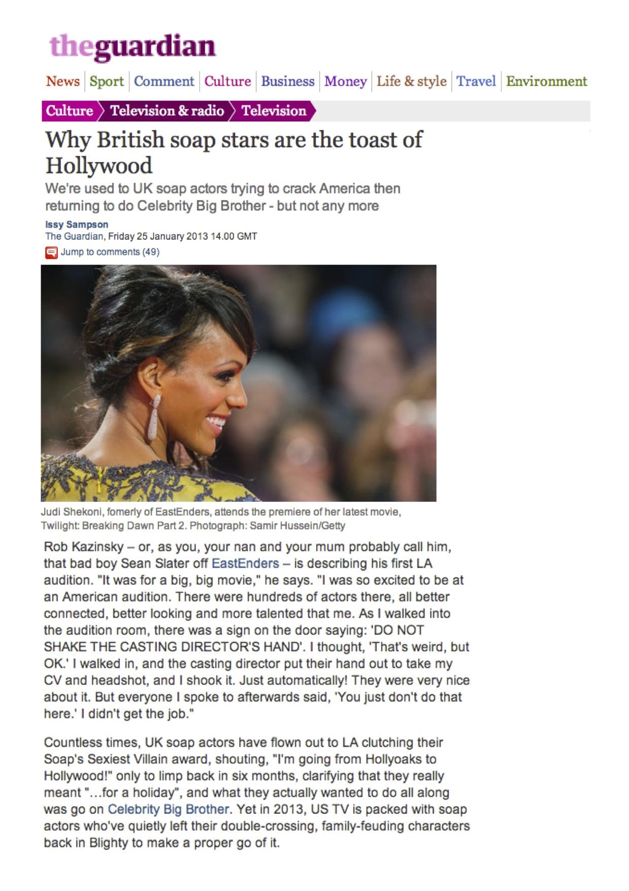 JS The Guardian Online Jan 13