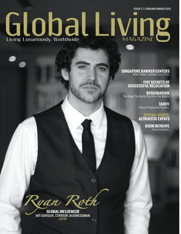 AA- Global Living Cover Jan 13
