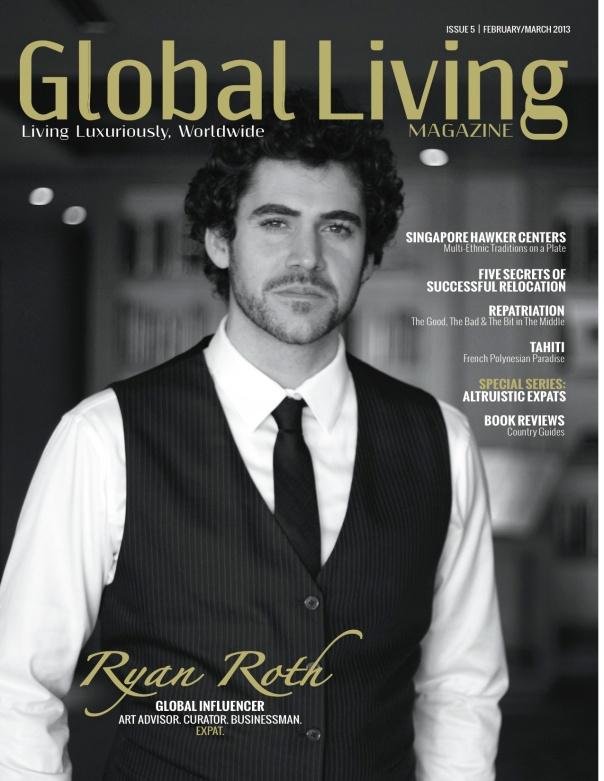 AA- Global Living Cover Jan 13