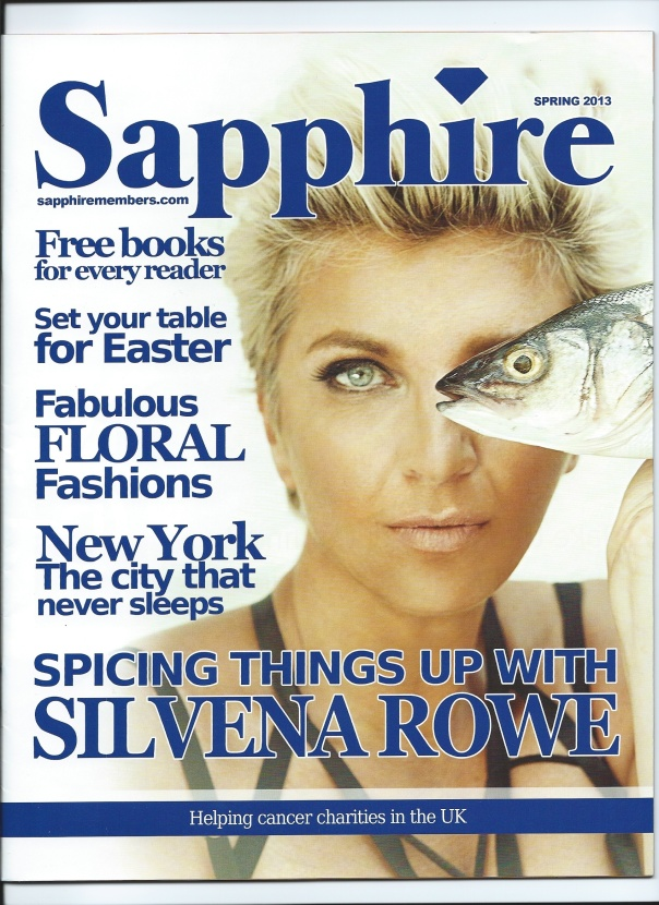 SR-Sapphire Mag Cover Spring 13