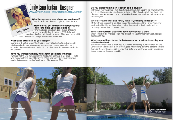 ET - Creative Talent Magazine P1