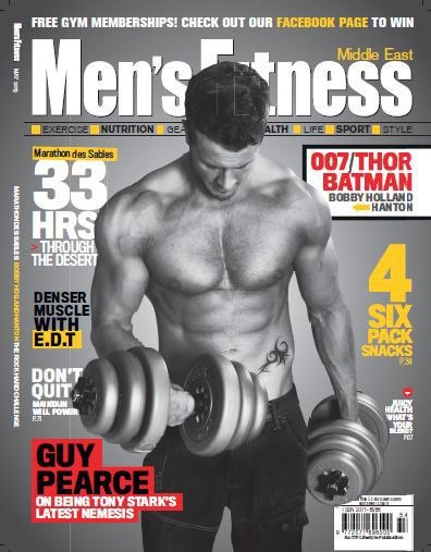 BHH- Mens Fitness Cover