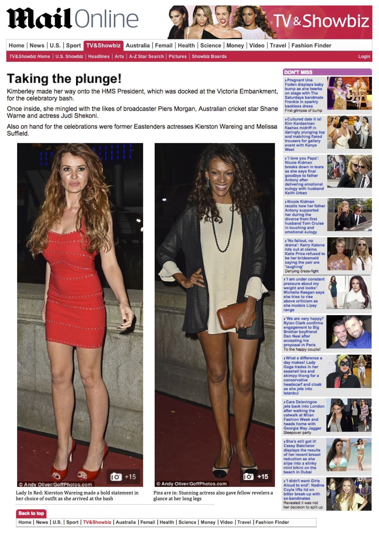 KW&JS-Daily Mail Sept 14