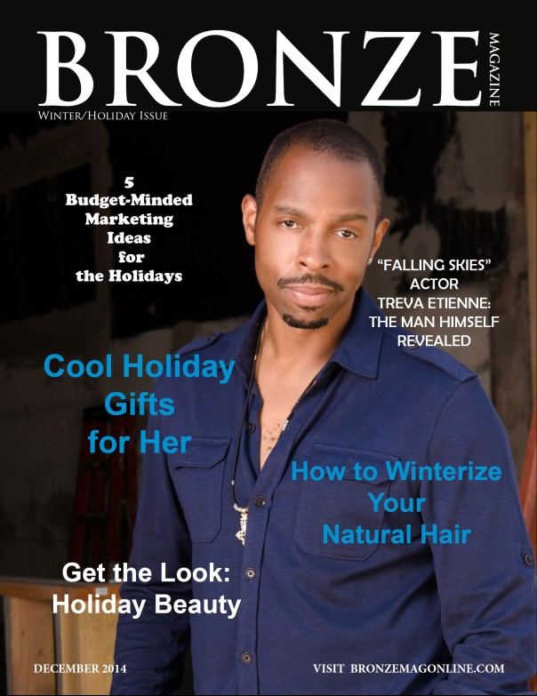 December 2014 Issue Cover