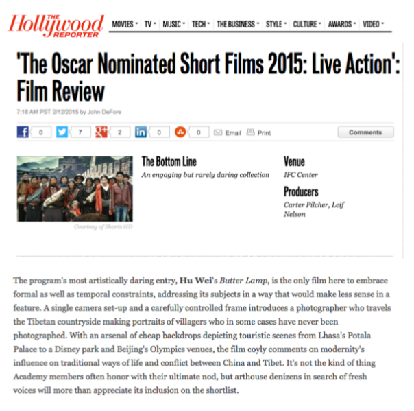 BL The Hollywood Reporter Quote Feb 15