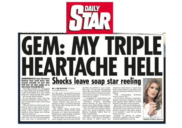 GO Daily Star Newspaper Logo June 15